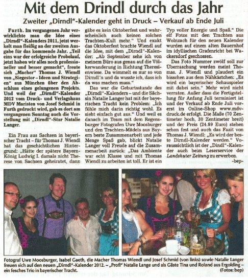 Landshuter Zeitung 28.05.11