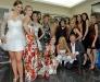 Berlins Night of Fashion mit TV Moderatorin Natalie Langer und KLM femme am 07.07.2012
