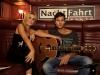 Fabian Buch | TV Moderatorin Natalie Langer | Nachtfahrt TV