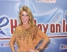 Premiere Holiday on Ice mit TV Moderatorin Natalie Langer