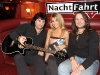J.R. Blackmore mit TV Moderatorin Natalie Langer by Nachtfahrt TV