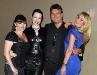 LINDT hello VIP Nite mit TV Moderatorin Natalie Langer 17.09.2012